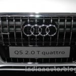 Audi Q5 special edition Auto Expo grille