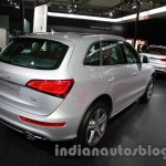 Audi Q5 special edition Auto Expo rear quarter