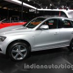 Audi Q5 special edition Auto Expo side