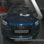 Audi Q7 special edition Auto Expo front