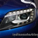 Audi Q7 special edition Auto Expo headlight