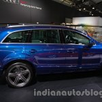 Audi Q7 special edition Auto Expo side profile