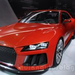 Audi Sports Quattro Concept Auto Expo front three quarter