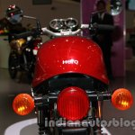 Auto Expo 2014 Hero Splendor Pro Classic Cafe Racer taillight