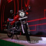 Auto Expo 2014 Hero Splendor Pro Classic Cafe Racer