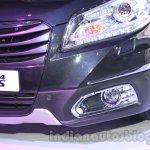 Auto Expo 2014 Maruti S Cross fog lamp