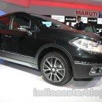 Auto Expo 2014 Maruti S Cross front left profile