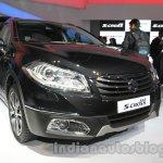Auto Expo 2014 Maruti S Cross front profile