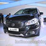 Auto Expo 2014 Maruti S Cross front p[rofile