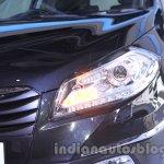 Auto Expo 2014 Maruti S Cross headlamp
