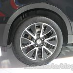 Auto Expo 2014 Maruti S Cross rear wheel