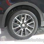 Auto Expo 2014 Maruti S Cross rear wheel
