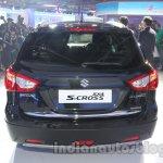 Auto Expo 2014 Maruti S Cross rear