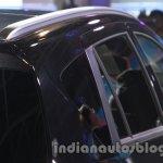 Auto Expo 2014 Maruti S Cross roof rail