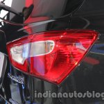 Auto Expo 2014 Maruti S Cross tail lamp