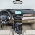 BMW 2 Series Active Tourer press shots cabin