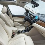 BMW 2 Series Active Tourer press shots dashboard