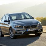 BMW 2 Series Active Tourer press shots