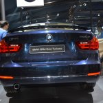 BMW 3 Series GT boot from Auto Expo 2014
