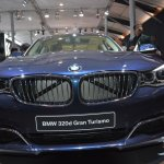 BMW 3 Series GT from Auto Expo 2014
