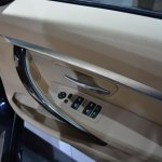 BMW 3 Series GT front door controls from Auto Expo 2014
