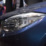 BMW 3 Series GT headlamp side from Auto Expo 2014