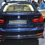 BMW 3 Series GT rear fascia from Auto Expo 2014