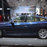 BMW 3 Series GT side view from Auto Expo 2014
