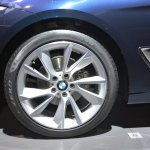 BMW 3 Series GT wheel from Auto Expo 2014
