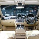BMW 3 Series Gran Turismo centre console live