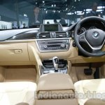 BMW 3 Series Gran Turismo dashboard live
