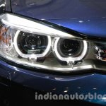 BMW 3 Series Gran Turismo headlamp detail live