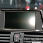 BMW 3 Series Gran Turismo infotainment screen live