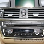 BMW 3 Series Gran Turismo infotainment system live