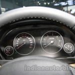 BMW 3 Series Gran Turismo instrument cluster live