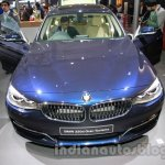 BMW 3 Series Gran Turismo nose live