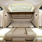BMW 3 Series Gran Turismo rear seats folded boot live