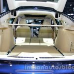 BMW 3 Series Gran Turismo rear seats folded live