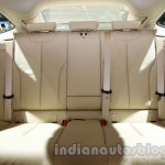 BMW 3 Series Gran Turismo rear seats live