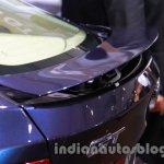 BMW 3 Series Gran Turismo rear spoiler live