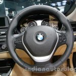 BMW 3 Series Gran Turismo steering wheel live