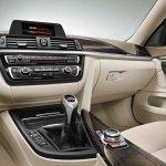 BMW 4 Series Gran Coupe press shots center console