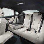 BMW 4 Series Gran Coupe press shots rear seats