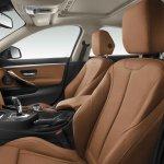 BMW 4 Series Gran Coupe press shots seats