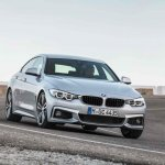 BMW 4 Series Gran Coupe press shots