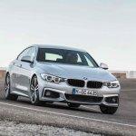 BMW 4 Series Gran Coupe press shots