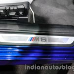 BMW M6 Gran Coupe M6 badge live