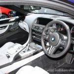 BMW M6 Gran Coupe centre console live