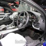 BMW M6 Gran Coupe cockpit live