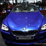 BMW M6 Gran Coupe front live